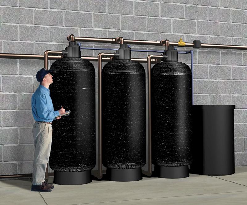 Commerciële Toepassingen Van Waterverzachters