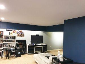 geprint spanplafond